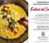 Quinta Real_Festival Omellette